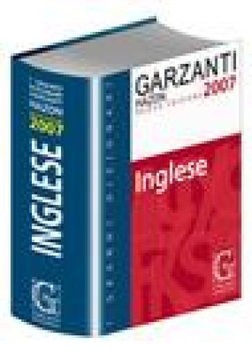 Dizionario inglese Hazon 2007-Word by word (2 vol.)