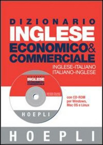 Dizionario di inglese economico commerciale inglese for Traduzione da inglese a italiano