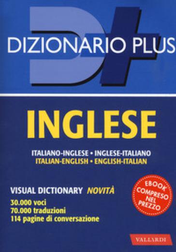 Dizionario inglese. Italiano-inglese, inglese-italiano. Con ebook - L. Incerti Caselli |