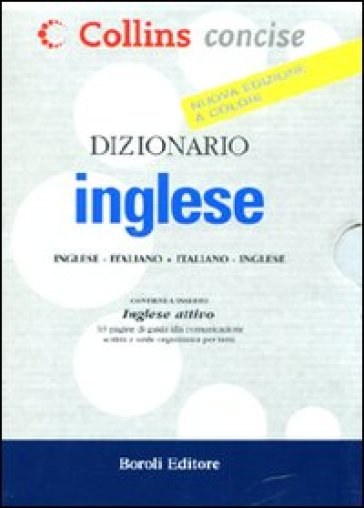 Dizionario inglese. Inglese-italiano, italiano-inglese - G. Amiot-Cadey | Rochesterscifianimecon.com