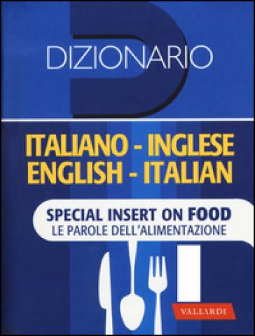 Dizionario italiano inglese inglese italiano libro for Traduzione da inglese a italiano