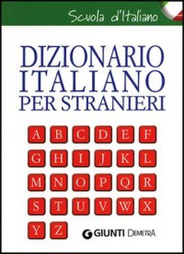 Dizionario italiano per stranieri