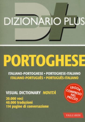 Dizionario portoghese. Italiano-portoghese, portoghese-italiano. Con ebook - A. Biava | Thecosgala.com