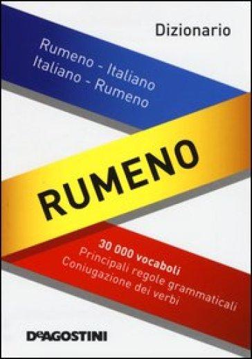 Dizionario rumeno. Rumeno-italiano, italiano-rumeno - George Lazarescu | Ericsfund.org