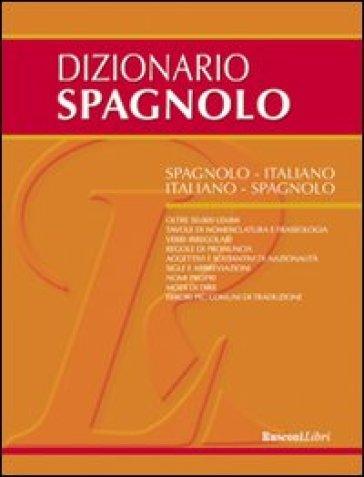 Dizionario spagnolo spagnolo italiano italiano spagnolo for Traduzione da spagnolo a italiano