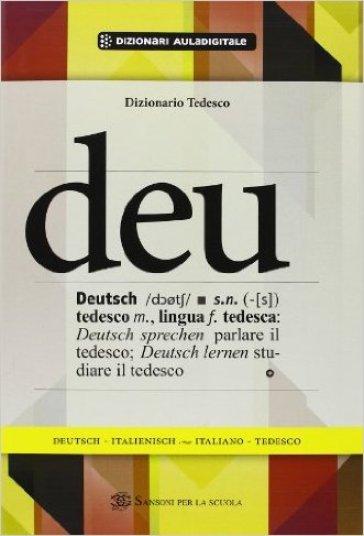 Dizionario tedesco 2012
