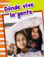 Dónde vive la gente: Read-along eBook