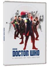 Doctor Who - 10 anni del nuovo Doctor Who (4 DVD)