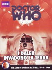 Doctor Who - I Dalek invadono la terra (4 DVD)