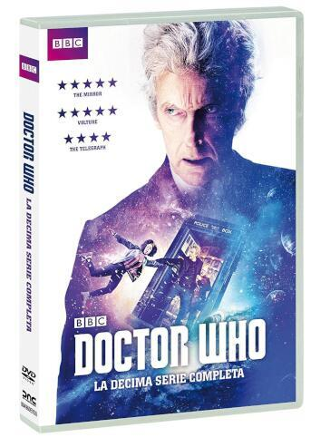Doctor Who - Stagione 10 (6 DVD)