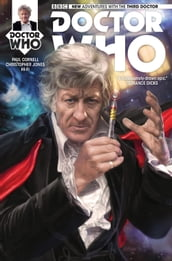 Doctor Who: The Third Doctor #1
