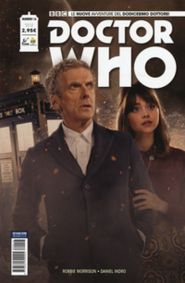 Doctor Who. Le nuove avventure del dodicesimo dottore. 16. - Robbie Morrison   Thecosgala.com