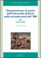 Documenti per la storia dell