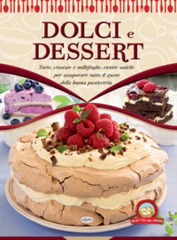 Dolci e dessert -  pdf epub