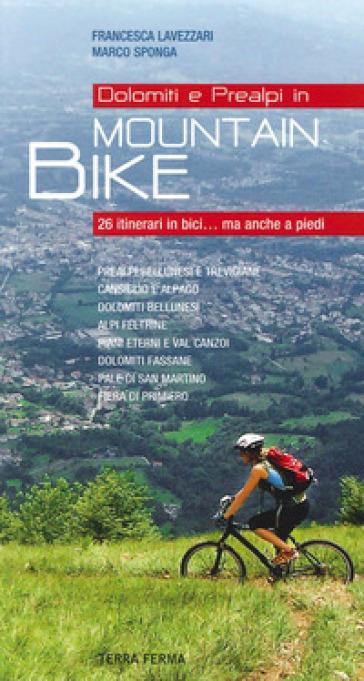 Dolomiti e Prealpi in mountain bike - Francesca Lavezzari   Jonathanterrington.com