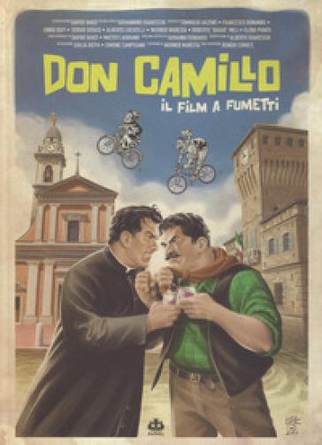 Don Camillo. Il film a fumetti - Davide Barzi pdf epub