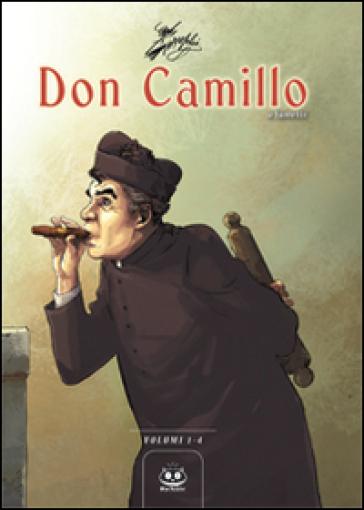 Don Camillo a fumetti. 1-4. - Davide Barzi |