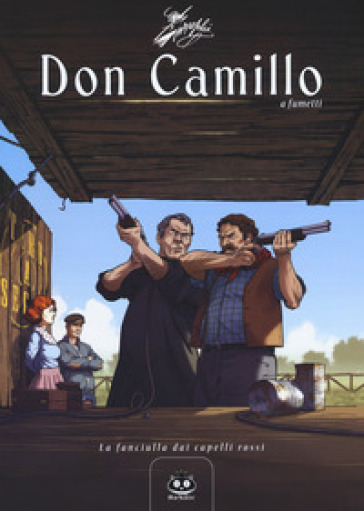 Don Camillo a fumetti. 13: La fanciulla dai capelli rossi - Davide Barzi |