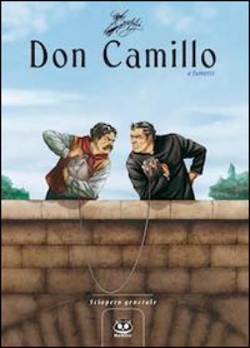 Don Camillo a fumetti. 4: Sciopero generale - Davide Barzi |
