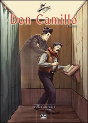 Don Camillo a fumetti. 8: La gran giornata - Davide Barzi | Rochesterscifianimecon.com