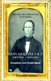 Don Quijote 1 & 2 Español - English