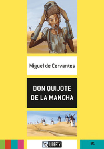 Don Quijote de la Mancha. B1. Con File audio per il download