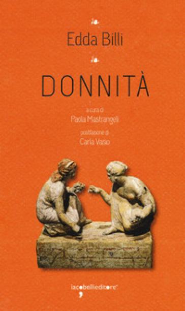 Donnità - Edda Billi  