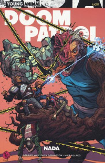 Doom Patrol. 2: Nada - Gerard Way |