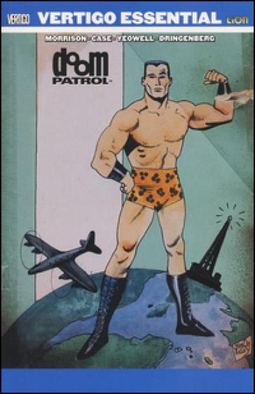 Doom Patrol. 3. - L. Rizzi | Rochesterscifianimecon.com