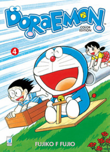 Doraemon. Color edition. 4. - Fujiko F. Fujio |