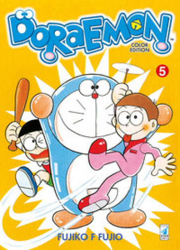 Doraemon. Color edition. 5. - Fujiko F. Fujio |