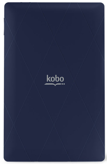 Dorso intercambiabile per Kobo Arc. Colore blu