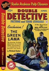 Double Detective April 1940 The Green La