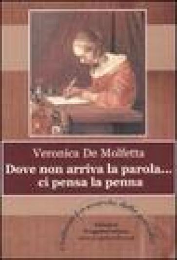 Dove non arriva la parola... ci pensa la penna - Veronica De Molfetta | Kritjur.org