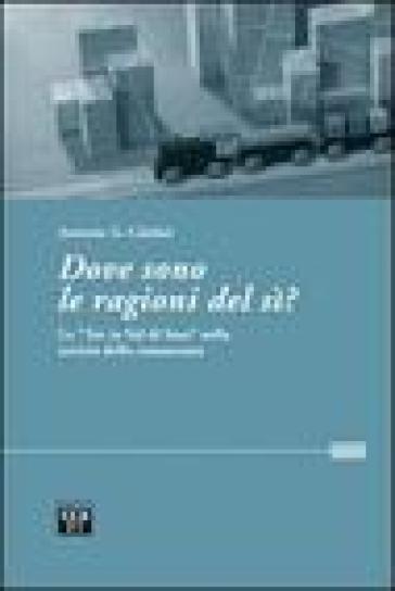 Dove sono le ragioni del sì? La «TAV in val di Susa» nella società della conoscenza - Antonio G. Calafati | Thecosgala.com