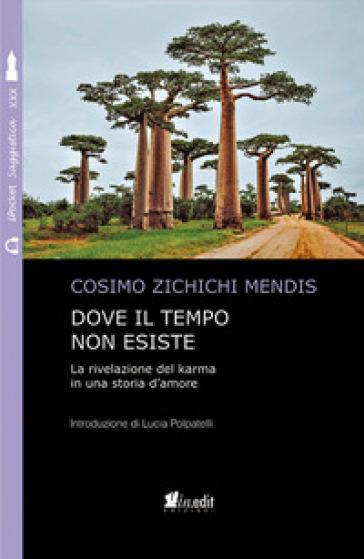 Dove il tempo non esiste. La rivelazione del karma in una storia d'amore - Cosimo Zichichi Mendis | Rochesterscifianimecon.com