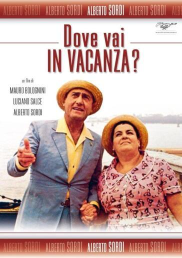 Dove vai in vacanza? (DVD)