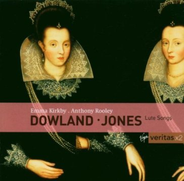 Dowland/jones: the english orp