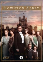 Downton Abbey -Serie 6 (DVD)