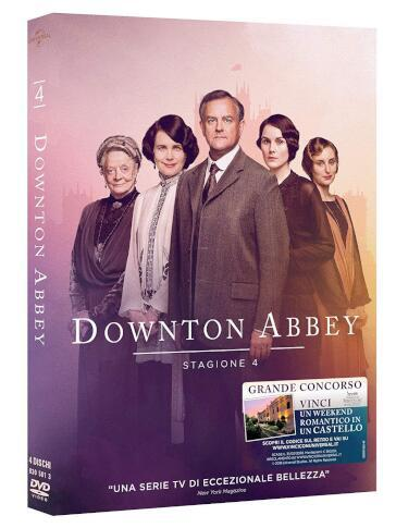 Downton Abbey - Stagione 04 (4 DVD)(nuovo packaging non garantito)