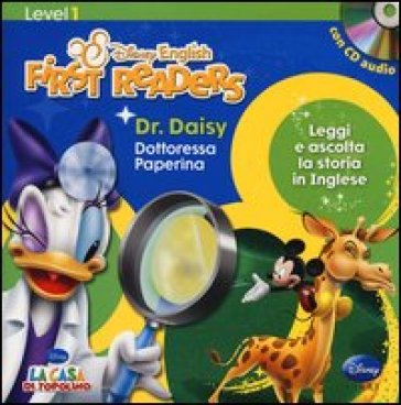 Dr. Daysy-Dottoressa Paperina. Level 1. Con CD Audio