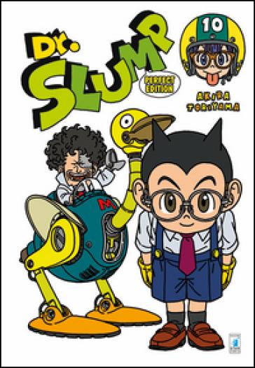 Dr. Slump. Perfect edition. 10. - Akira Toriyama |