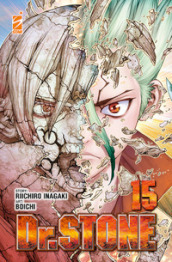 Dr. Stone. 15.