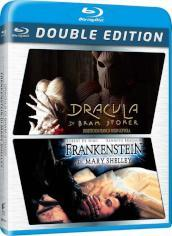 Dracula di Bram Stoker + Frankenstein di Mary Shelley (2 Blu-Ray)