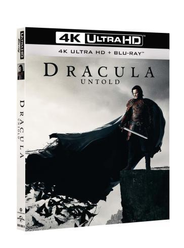 Dracula untold (2 Blu-Ray)(4K UltraHD+BRD)
