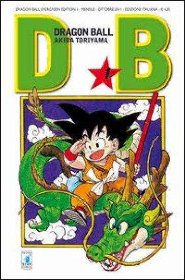 Dragon Ball. Evergreen edition. 1. - Akira Toriyama |