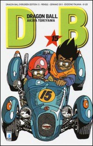 Dragon Ball. Evergreen edition. 15. - Akira Toriyama |