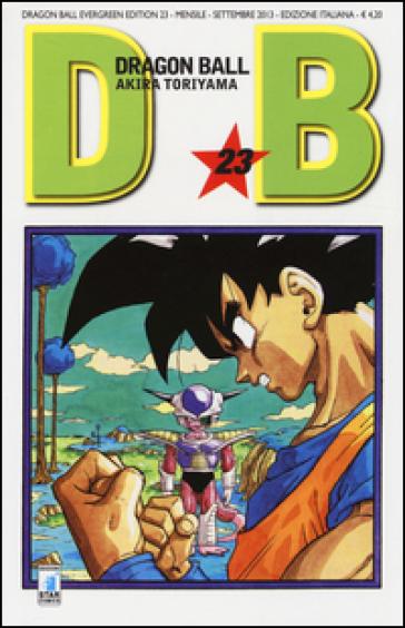 Dragon Ball. Evergreen edition. 23.