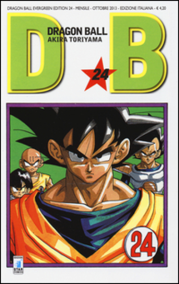 Dragon Ball. Evergreen edition. 24. - Akira Toriyama  