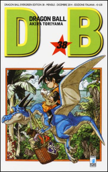 Dragon Ball. Evergreen edition. 38. - Akira Toriyama |